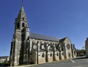 Eglise Saint-Laurian