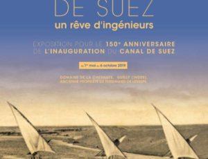Exposition Le Canal de Suez