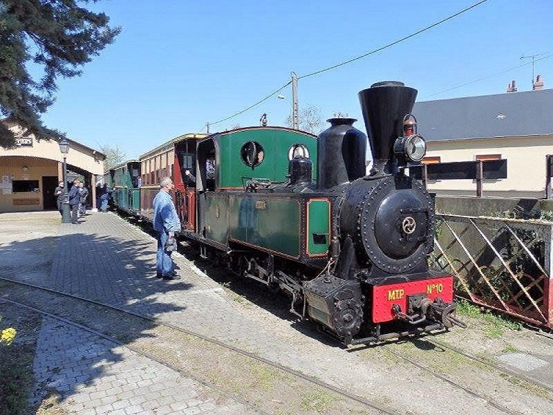 Train touristique de Pithiviers