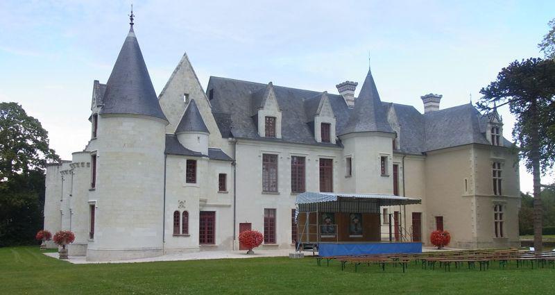 Château de Cangé
