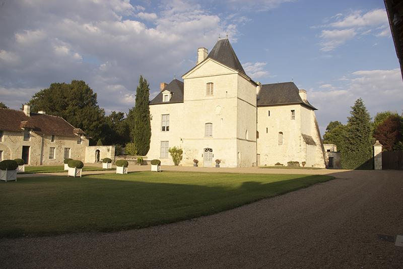 Château de Chargé 2