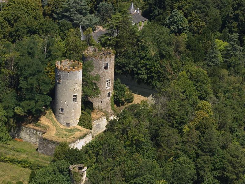 Château de Cinq Mars