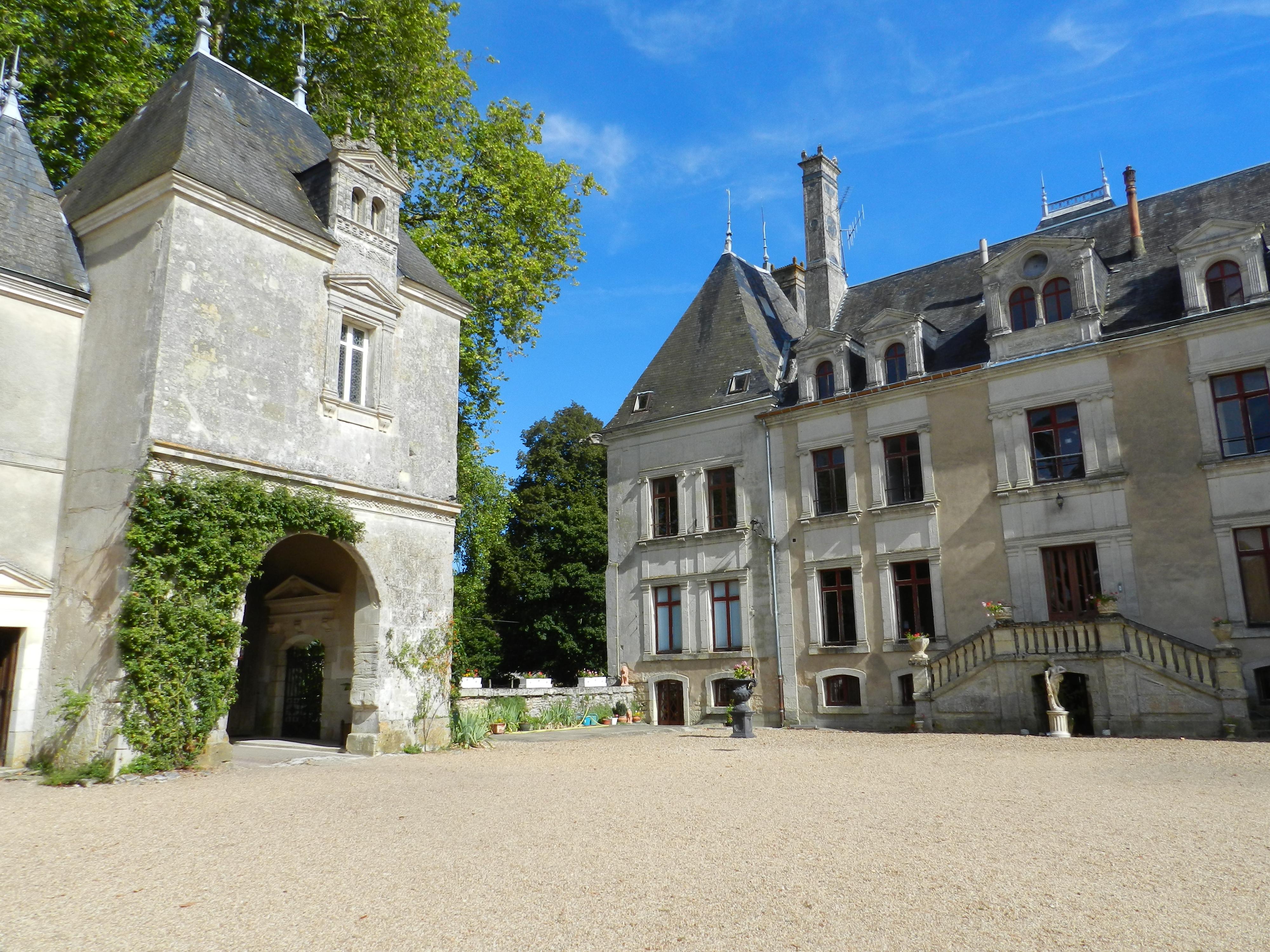 Château de la Mézière