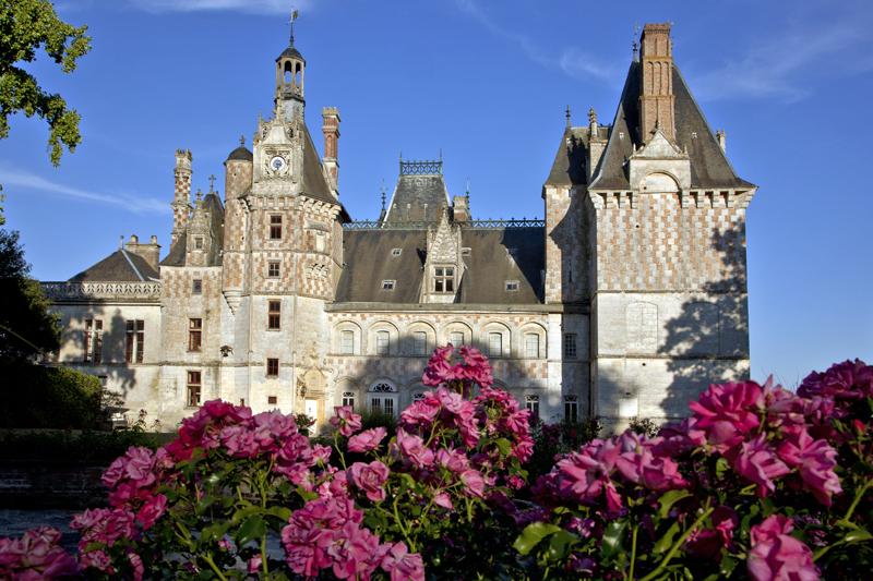 Château de Montigny le Gannelon