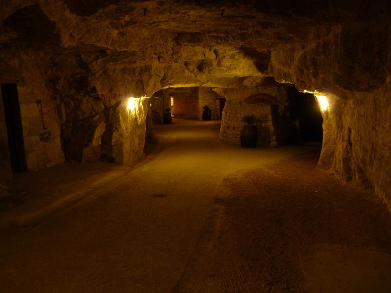 La Cave Touristique