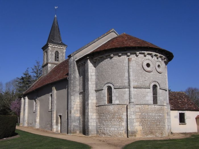 Eglise Saint-Martin de Lizeray