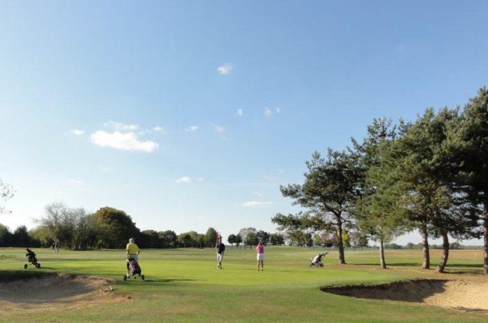 Golf Les Sarrays Sainte-Fauste
