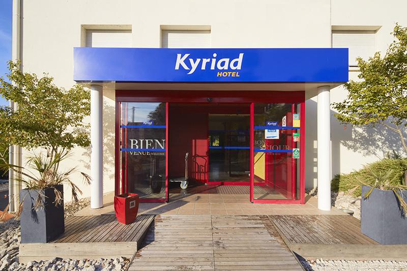 Hôtel Kyriad Joué-Lès-Tours