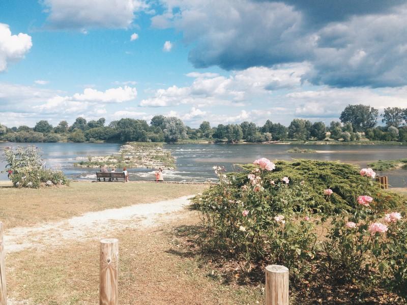 La Loire à Meung