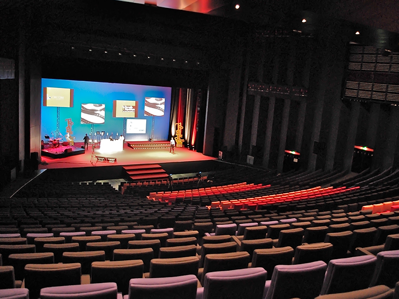 Centre International de Congrès Vinci – Tours Evenements
