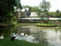 Moulin de la Planche étang