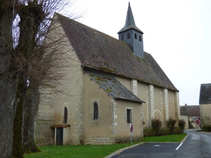 Eglise Saint Saturnin Vouillon
