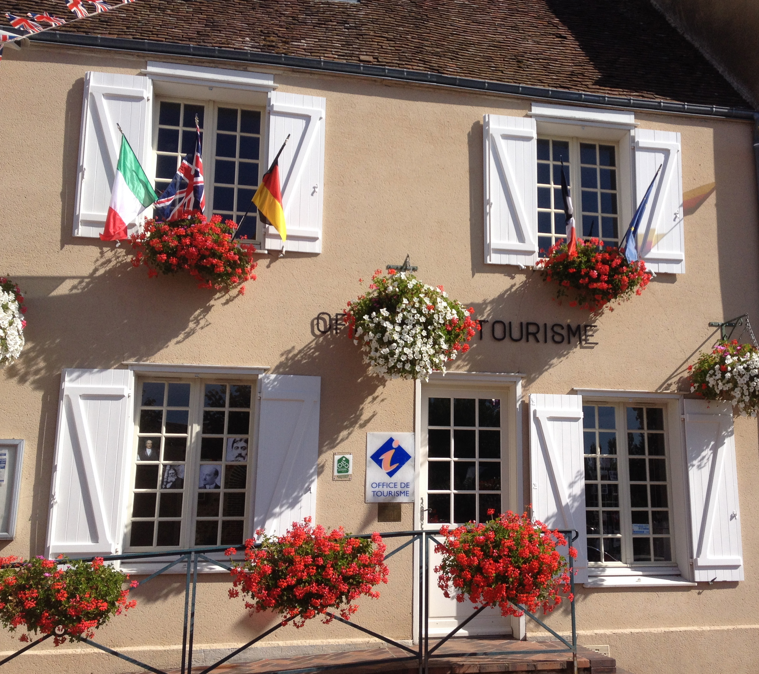 OFFICE DE TOURISME INTERCOMMUNAL ENTRE BEAUCE ET PERCHE