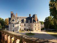 Vue extérieure Chateau de Noizay