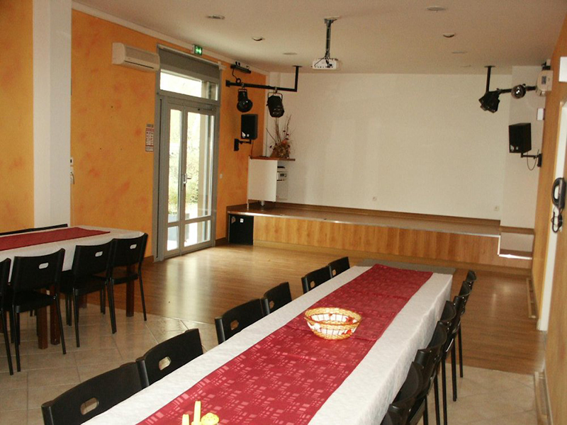 Salle Agapanthes