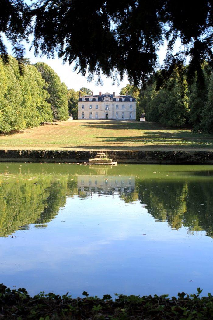Château de Saint-Senoch – Varennes