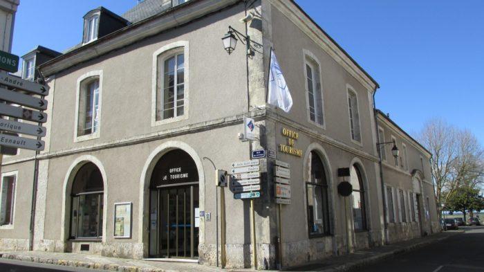 Office de tourisme de Châteadun