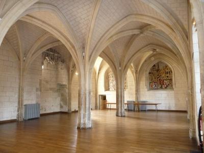salle de l'abbaye ferrières